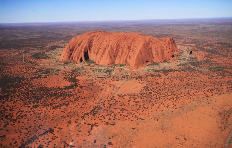The ACE-FX Australia Travel Guide P.5: The Outback